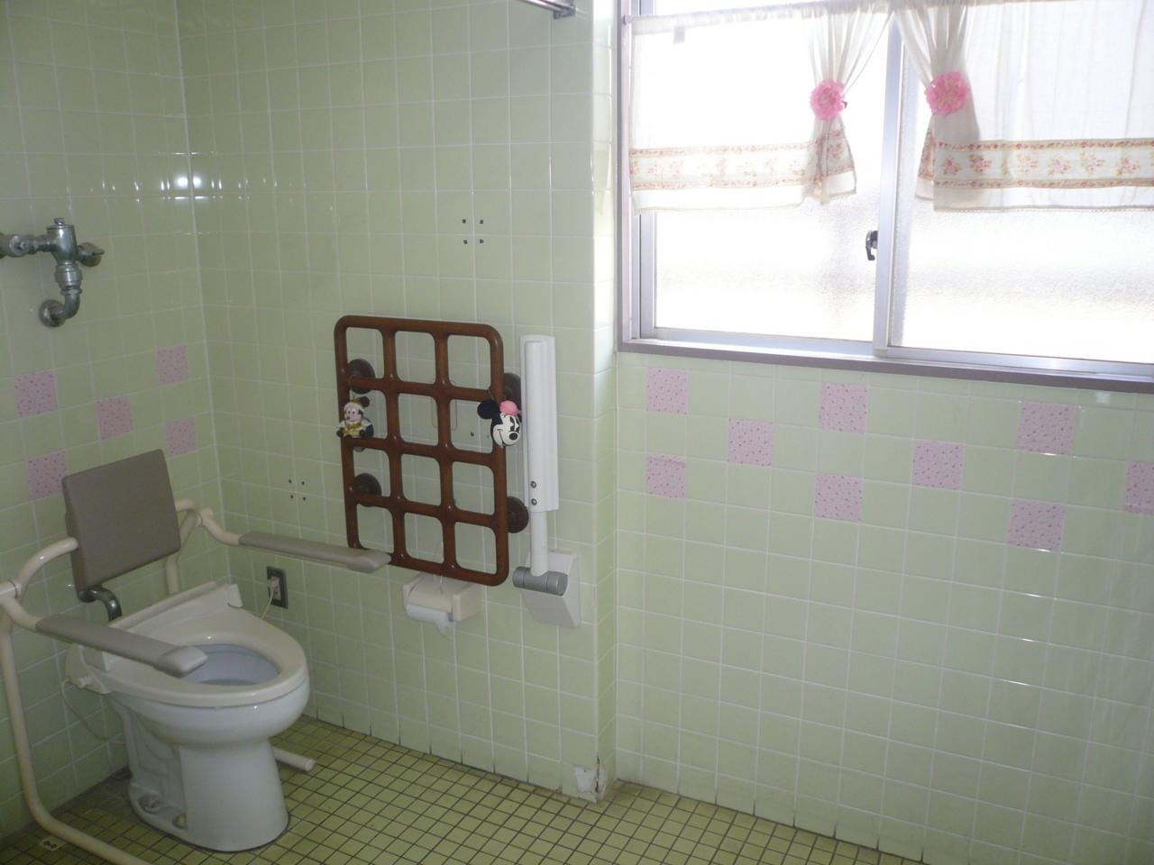 トイレの手すり テスリックス